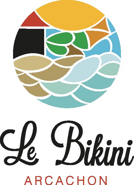 création logo restaurant Le Bikini Arcachon