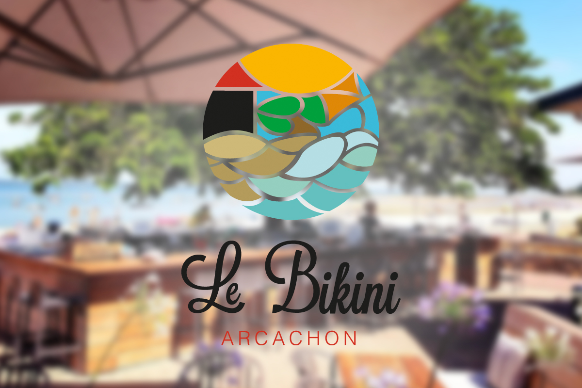 création logo bikini